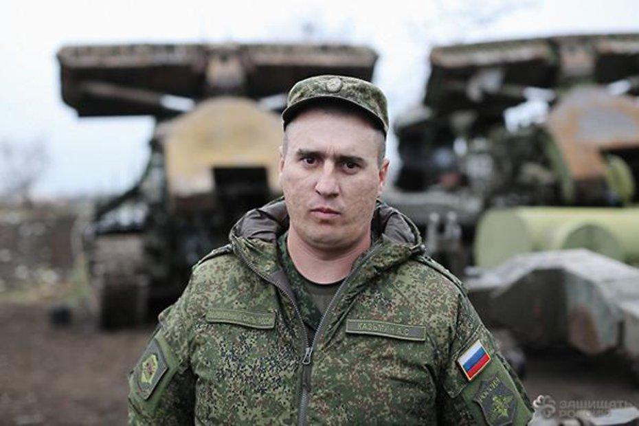 Алексей Казьмин: После грузинских событий я стал жестче