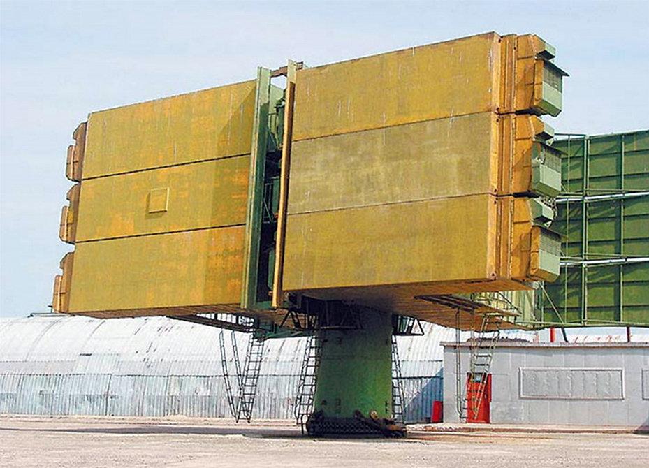 Система противоракетной обороны С-225 «Азов»
