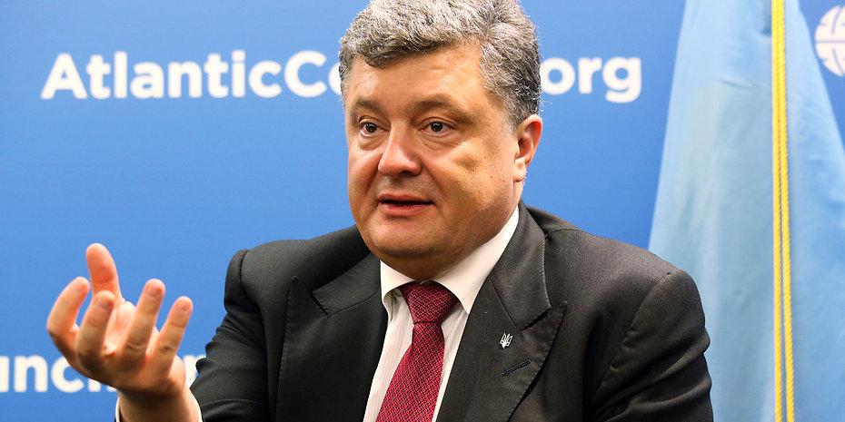 Порошенко насчитал на Украине 14 российских боевых батальонов