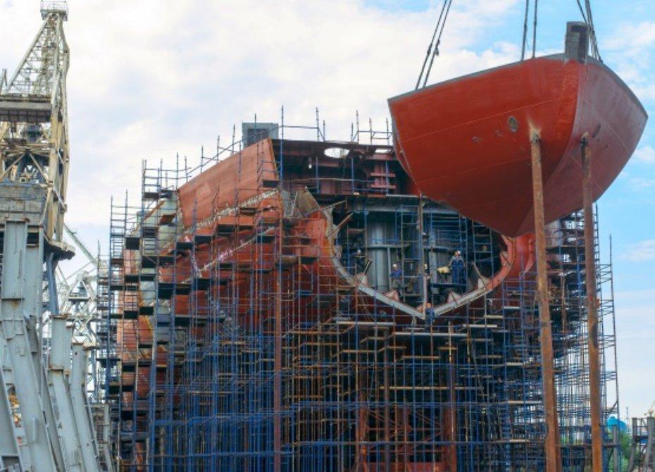 Ледокол Урал заложат на Балтийском заводе в Петербурге          191521 Авг 2015
