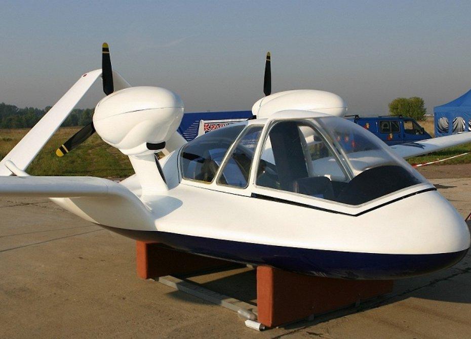 Полет беспилотника «Чирок» можно будет увидеть летом 2016 года