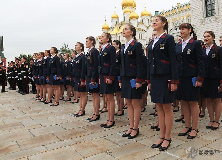 когда произодят набор в кадетский корпус в ярославле женская