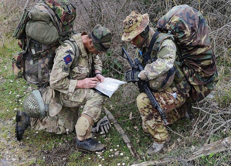 Тест в какие войска я годен - 4578