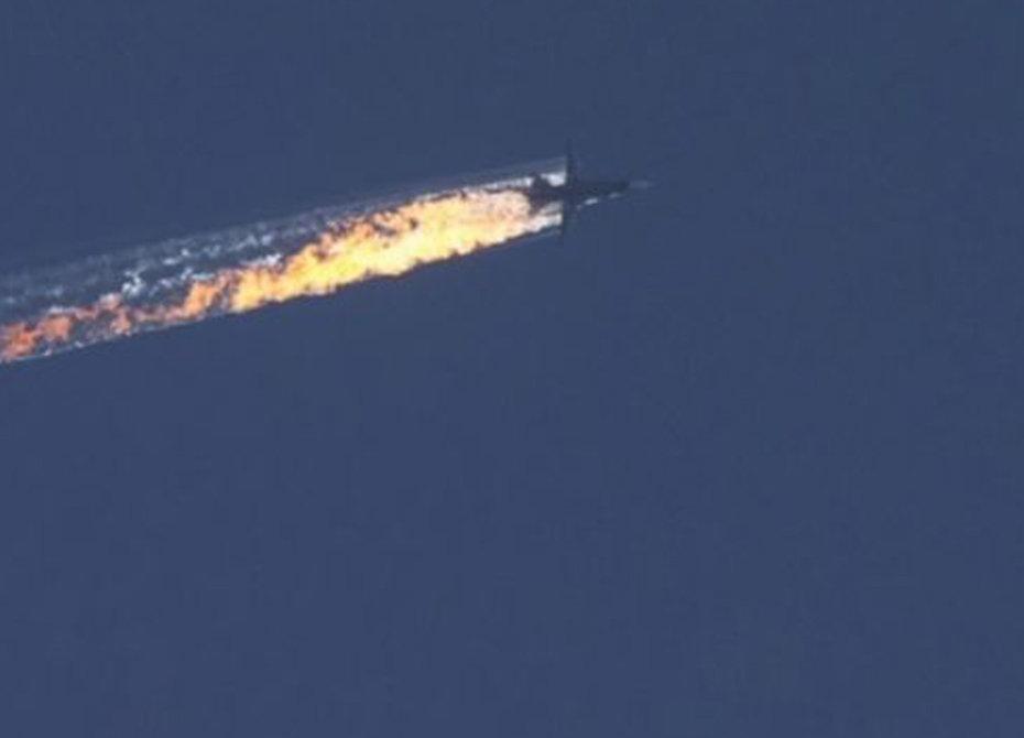 Башар асад о сбитом самолете су 24
