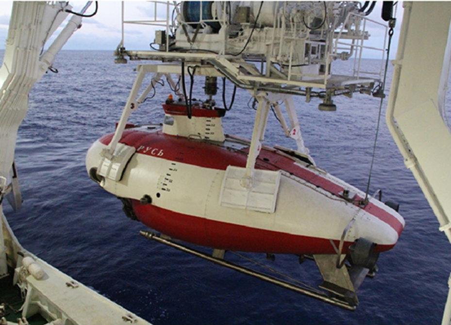 Подводный аппарат Русь успешно испытали в Атлантике          09:4714 дек 2015