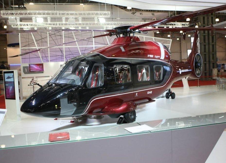 Арктический вертолет Ка-62 начнут выпускать с 2016 года