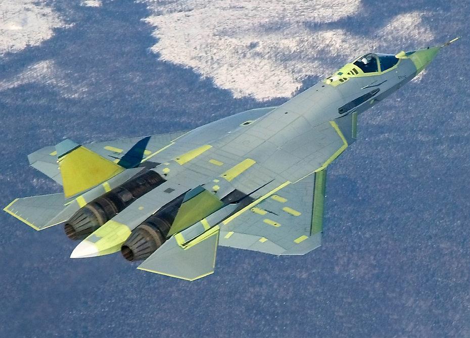 «Радар будущего», возможно, установят на истребитель Т-50
