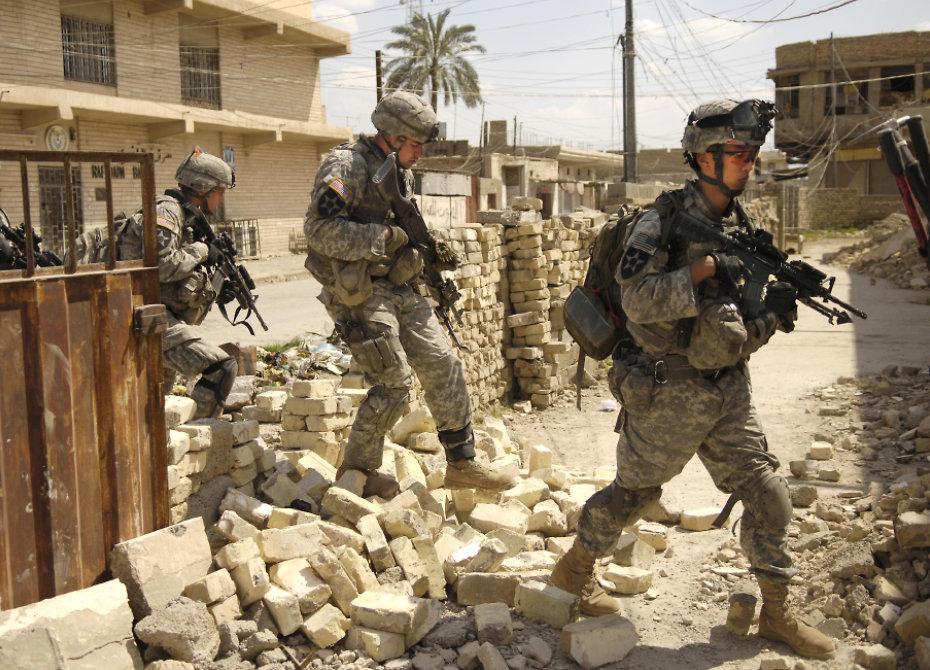 iraq war 2 essay