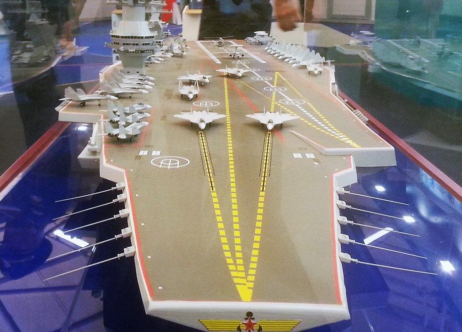Зачем Индии «мифический» российский авианосец