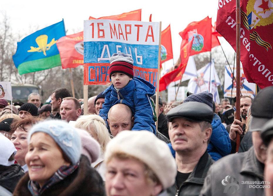 Участники самообороны Севастополя: «Мы имели право быть теми, кем родились»