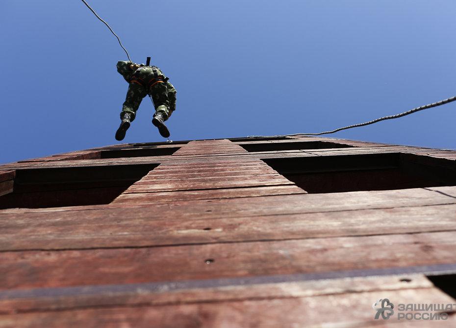 «Один день в спецназе»: как сдать экзамен и выжить
