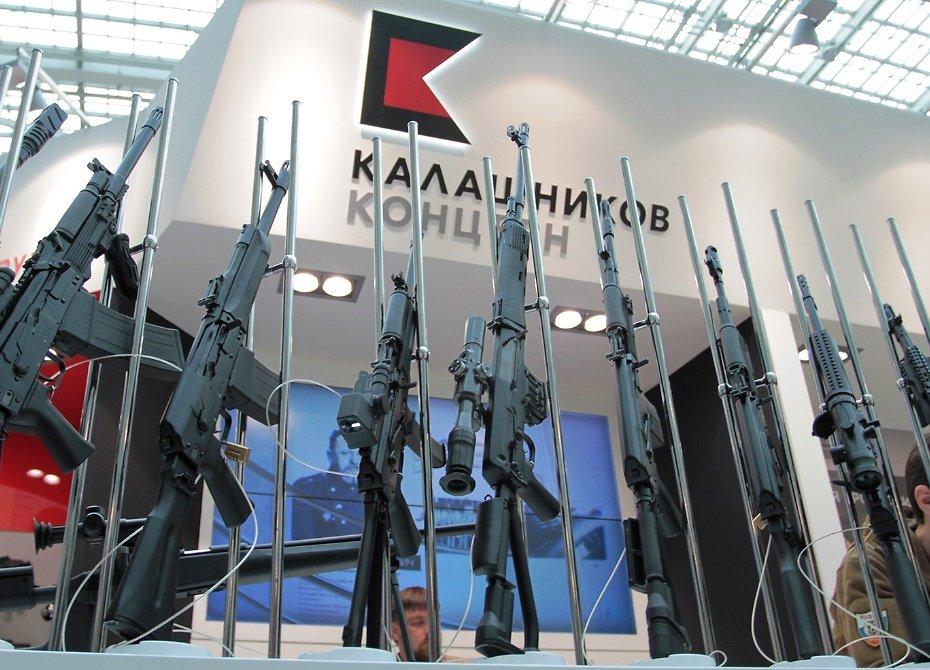 Два в одном: пулемет-винтовка от «Калашникова» произведёт фурор на мировом рынке