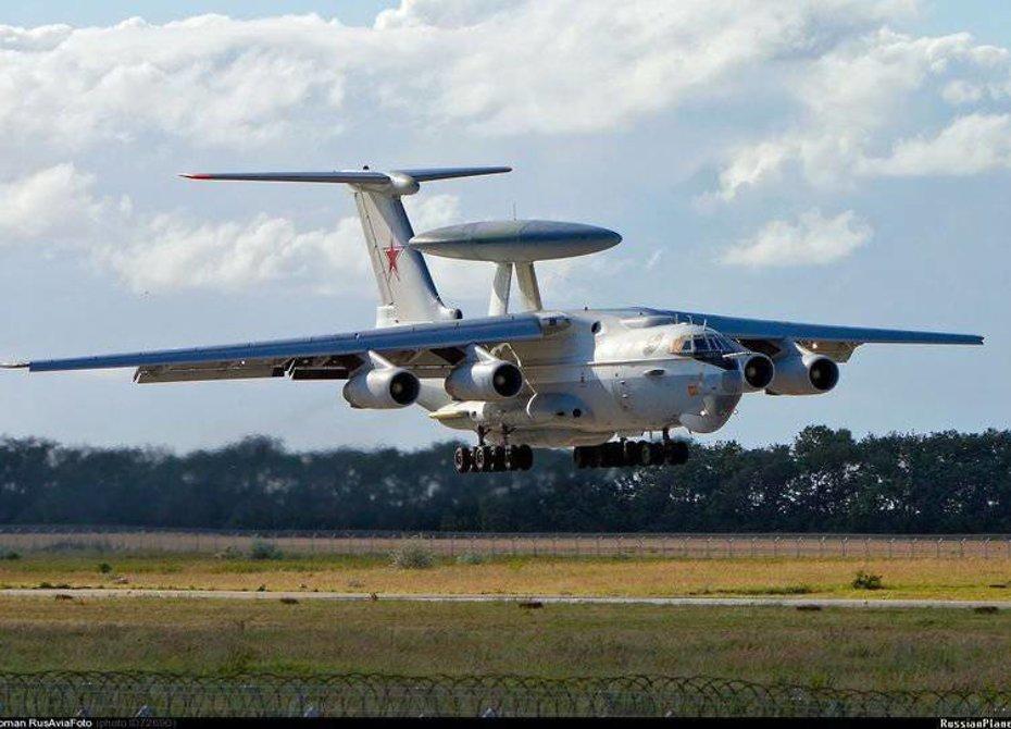 Стала известна дата первого полета нового самолета-локатора А-100 «Премьер»