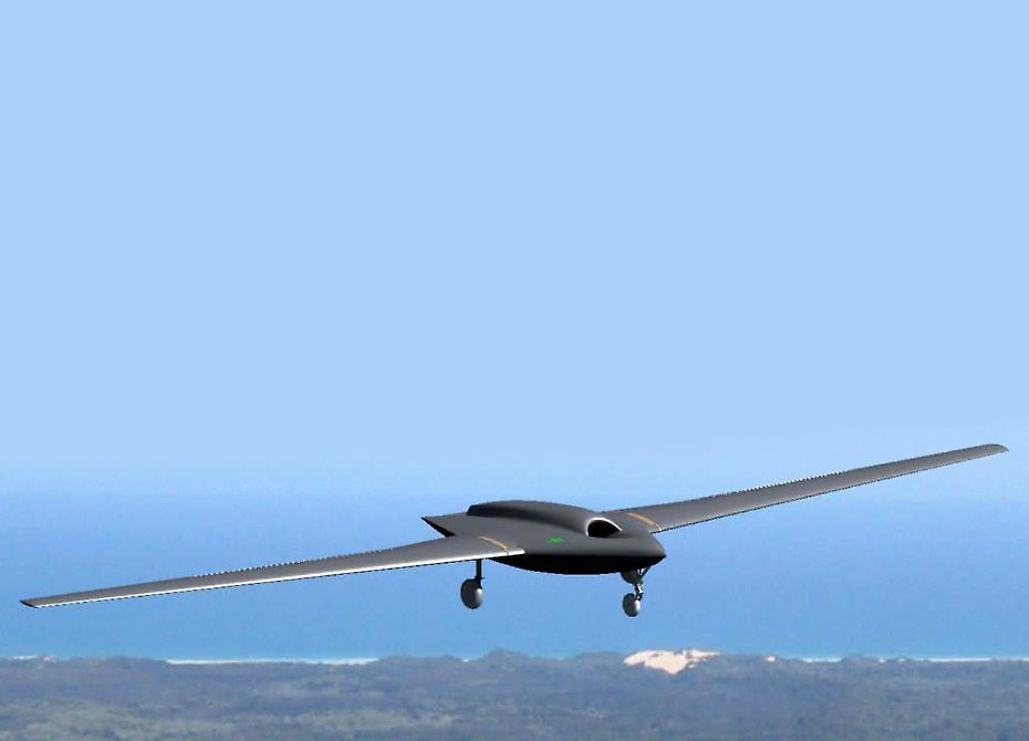 В России построили реактивный дрон со скоростью до 800 км/ч