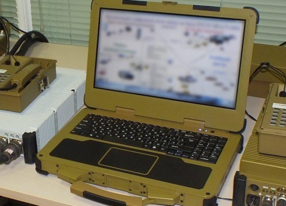 Воздушно-десантные войскаРФ получат сверхпрочный «ноутбук-боец»