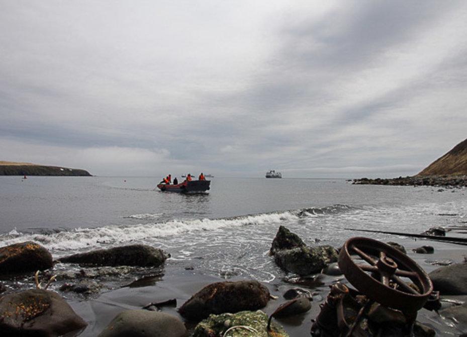 Вторую военную экспедицию на остров Матуа отправят в июне 2017 года