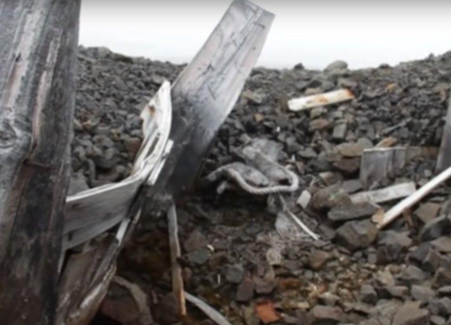 Россияне нашли секретную базу нацистов в Арктике