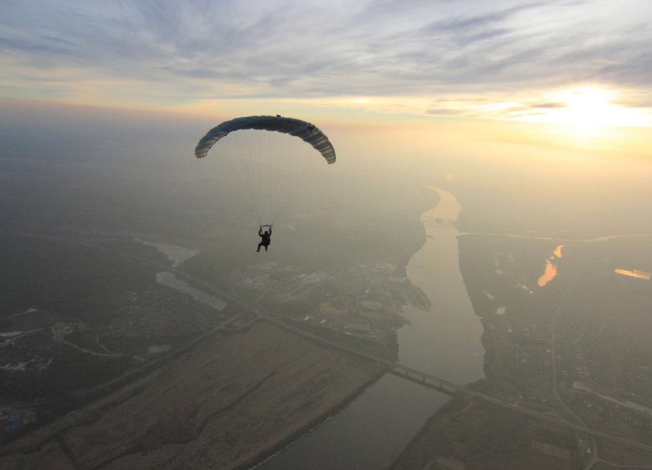 Спецназовцы получат гибрид параплана и парашюта «Дальнолет»
