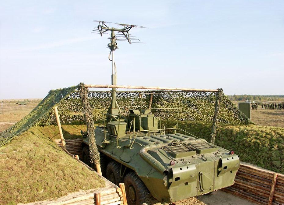 Воронежские военные получат новый комплекс РЭБ «Ртуть-БМ»