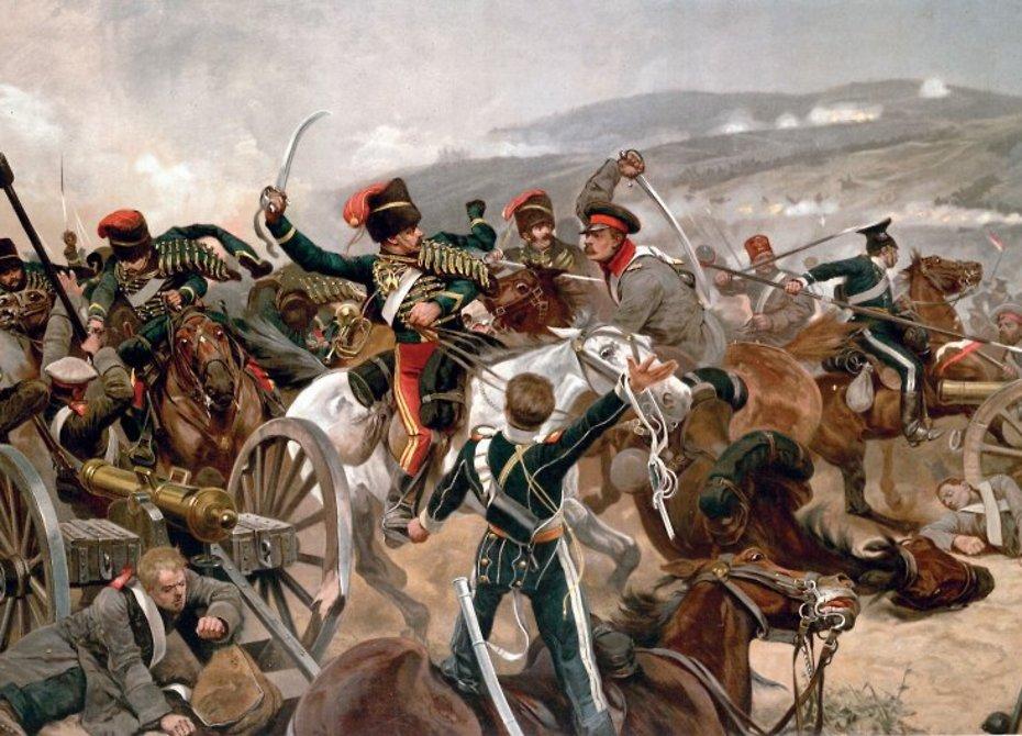 Балаклавская битва: победа русских в Крымской войне