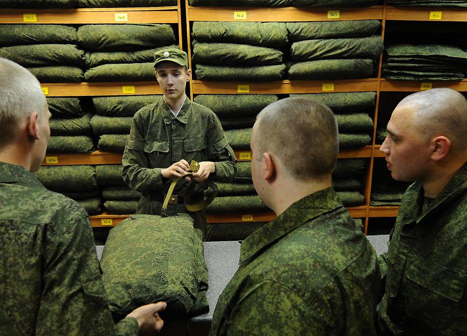 Военным русской армии поменяют кепки нашляпы