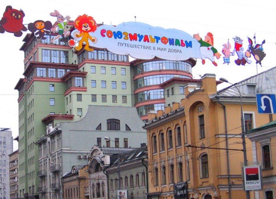 «Союзмультфильм» запустит вРунете онлайн-кинотеатр для детей