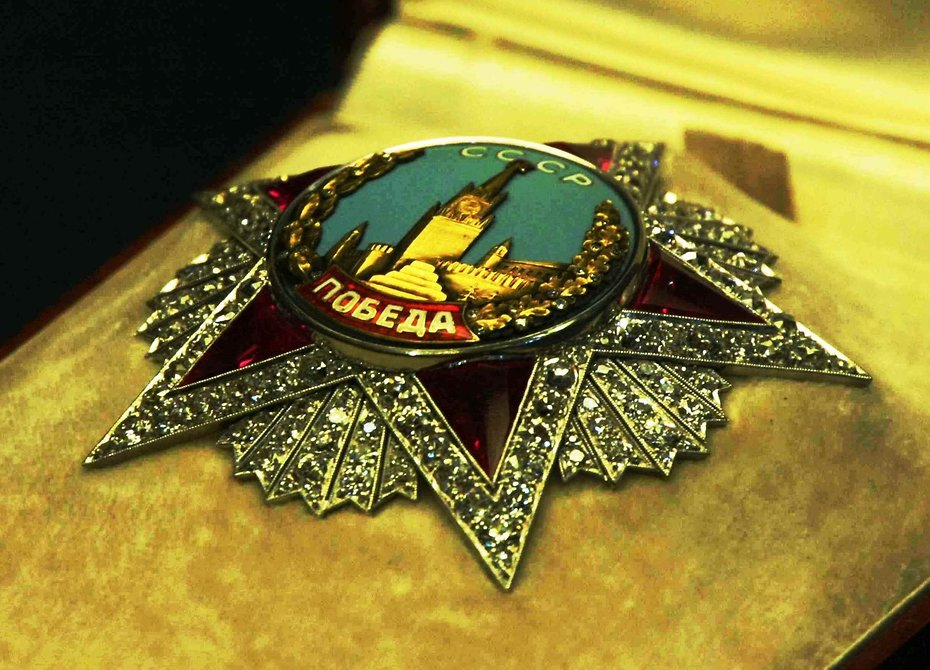 Кого из иностранцев наградили Орденом Победы