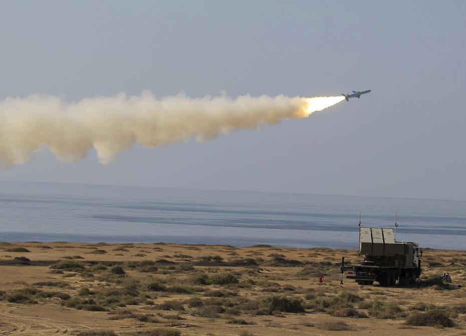 Украина свернула ракетные стрельбы из-за погоды