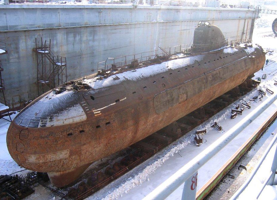 Выпуск подводных лодок в ссср