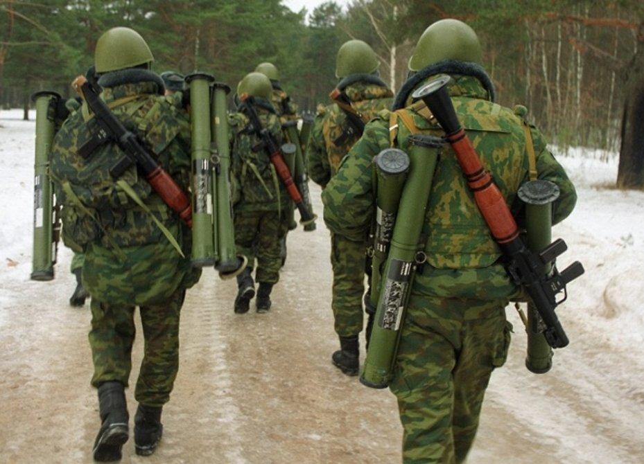 Государственная дума приняла законодательный проект ократкосрочных контрактах военных для действий зарубежом