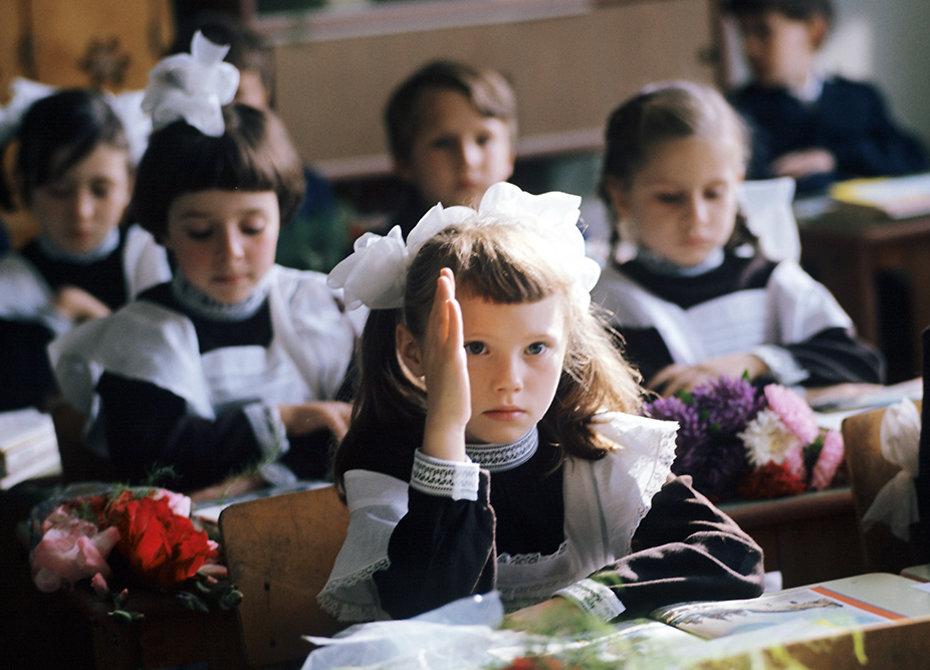 Опыт возрождения русской советской системы обучения