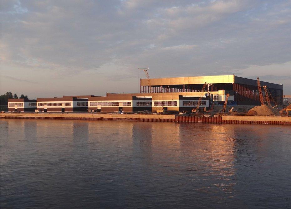 ВПетербурге построят 18 малых ракетных кораблей обновленного поколения к 2022г