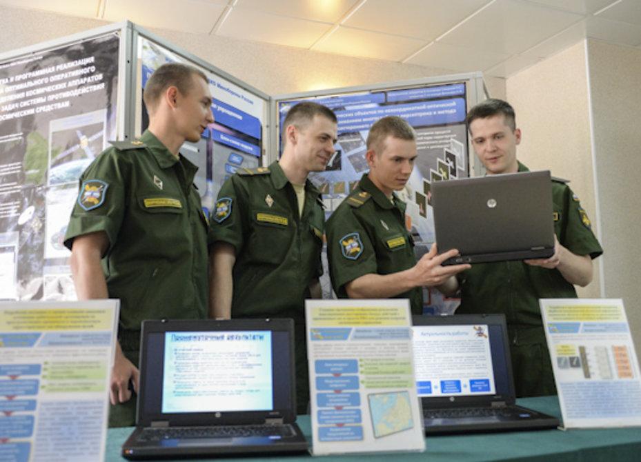 Научные роты армии России создали 30 изобретений