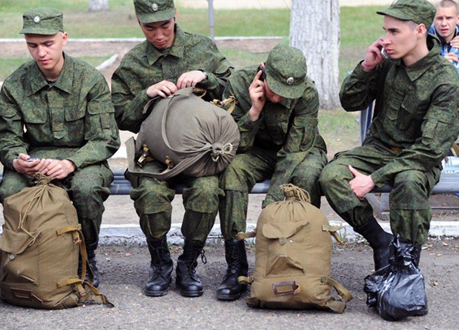 Призывники Крыма начнут служить вовсех областях РФсвесны нынешнего года
