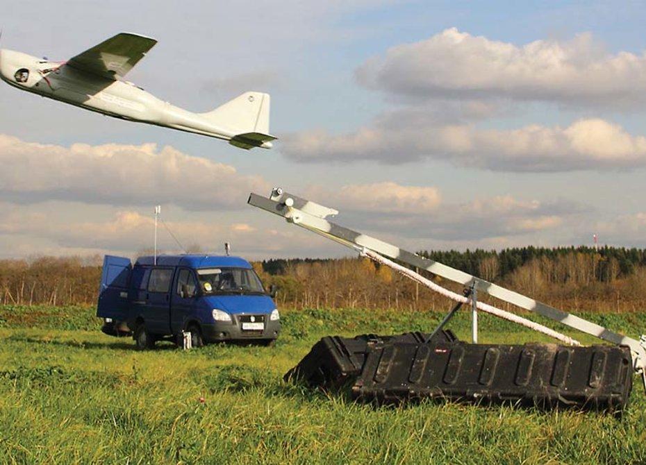 Вроссийскую армию поступили «SMS-беспилотники»