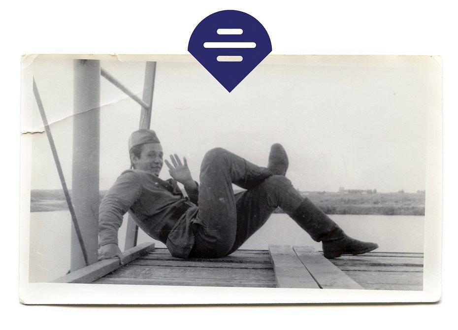 В интернете составят «Солдатский фотоальбом»