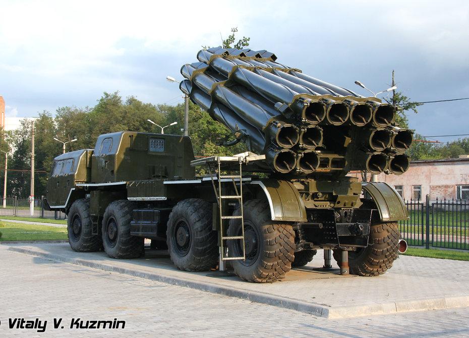 В ракеты РСЗО «Смерч» встроят беспилотники