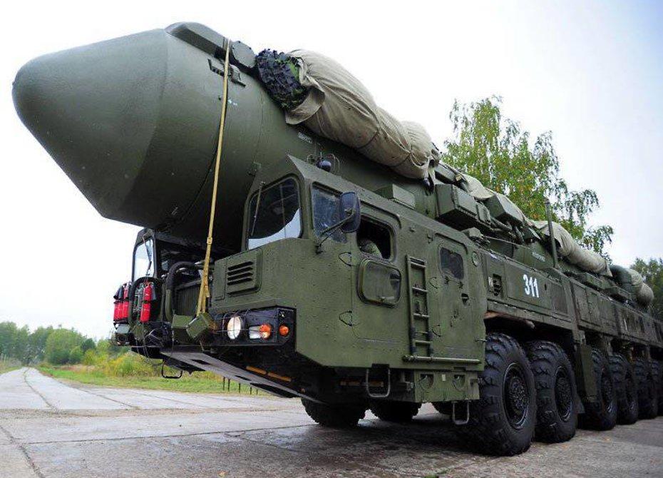 Крупные учения РВСН стартовали в Калужской области
