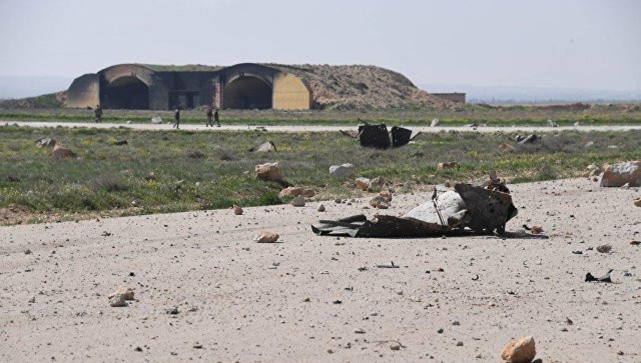Минобороны РФ заявило, что «потерялись» 36 запущенных по Сирии «Томагавков»