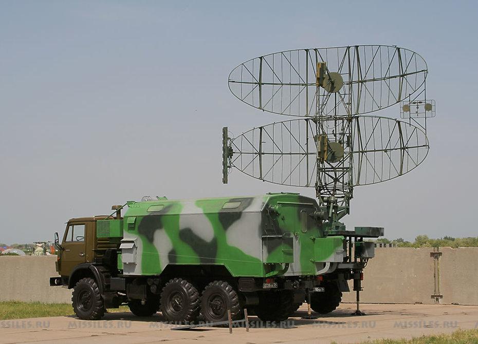 Мобильная РЛС «Каста-2» встала на боевое дежурство в Приморье
