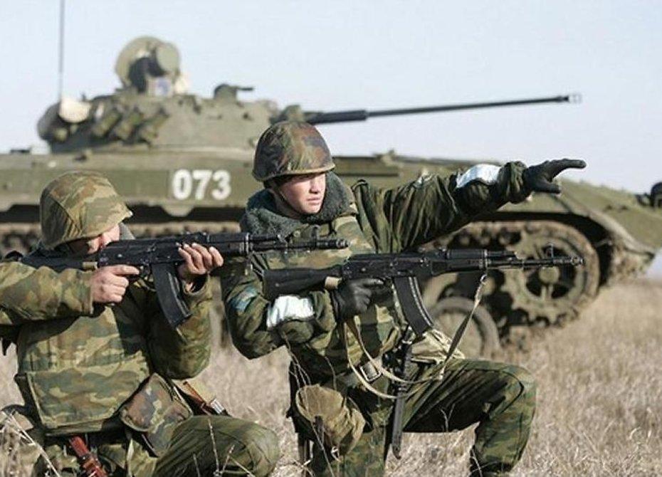 На одного российского военного в год тратится $54 тысячи