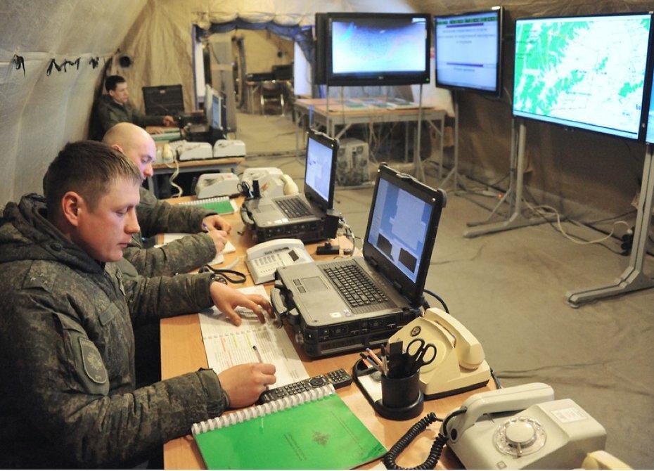 В РФ представят концептуальный автомобиль «цифрового гарнизона»