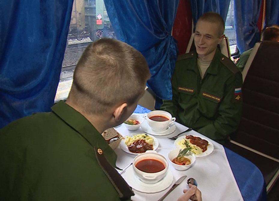ВСамарской области военнослужащие получат горячее питание вместо сухпайков