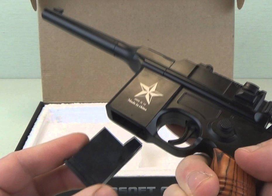 Народные избранники «Единой России» посоветовали запретить реализацию пневматического оружия несовершеннолетним