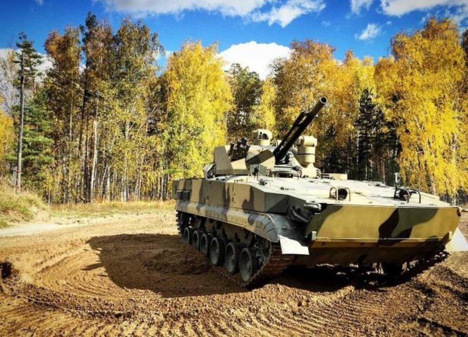 В «Поднебесной» разработали самый быстрый вмире танк-амфибию