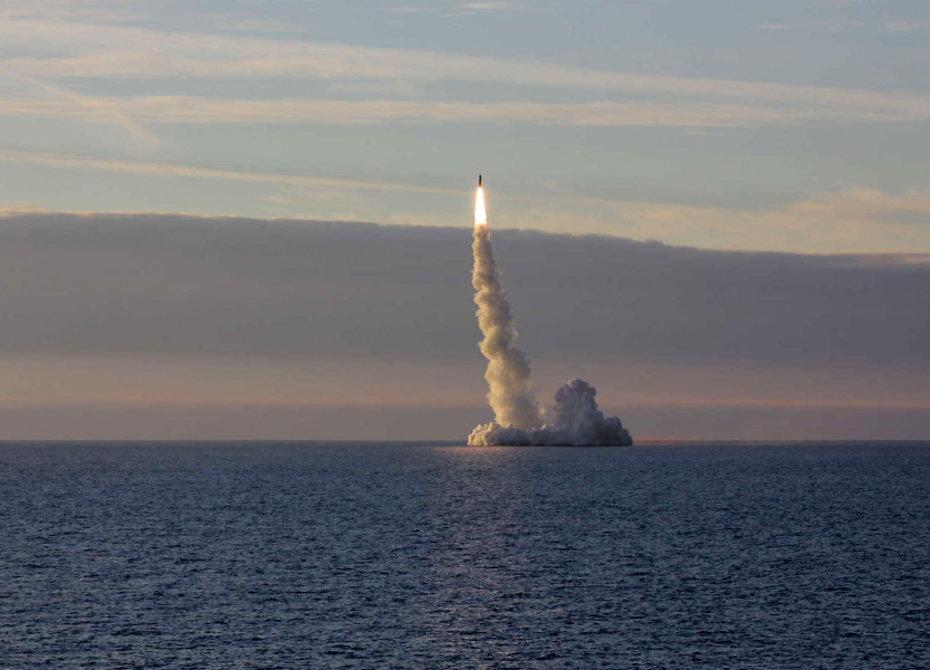 ВСРФ имеют гиперзвуковые ракеты «Циркон» иракеты донного базирования «Скиф»— Бондарев