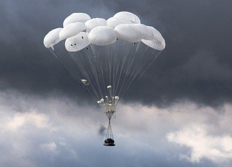 ВВДВ поведали обимеющейся только у Российской Федерации парашютной системе