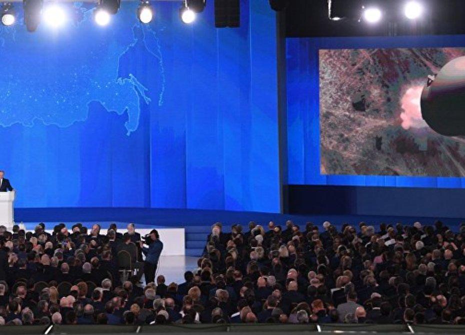 Русские профессионалы создали мощнейшую боевую ударную систему— Путин