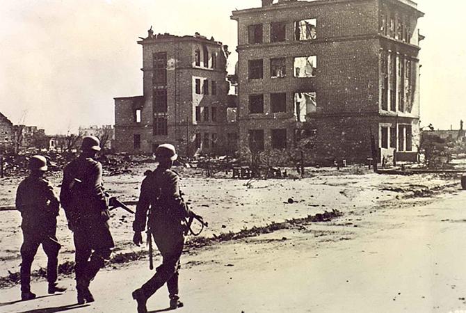 22 июня в донесениях немцев