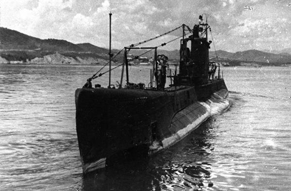Лодки — 16 сентября 1955 года лодка